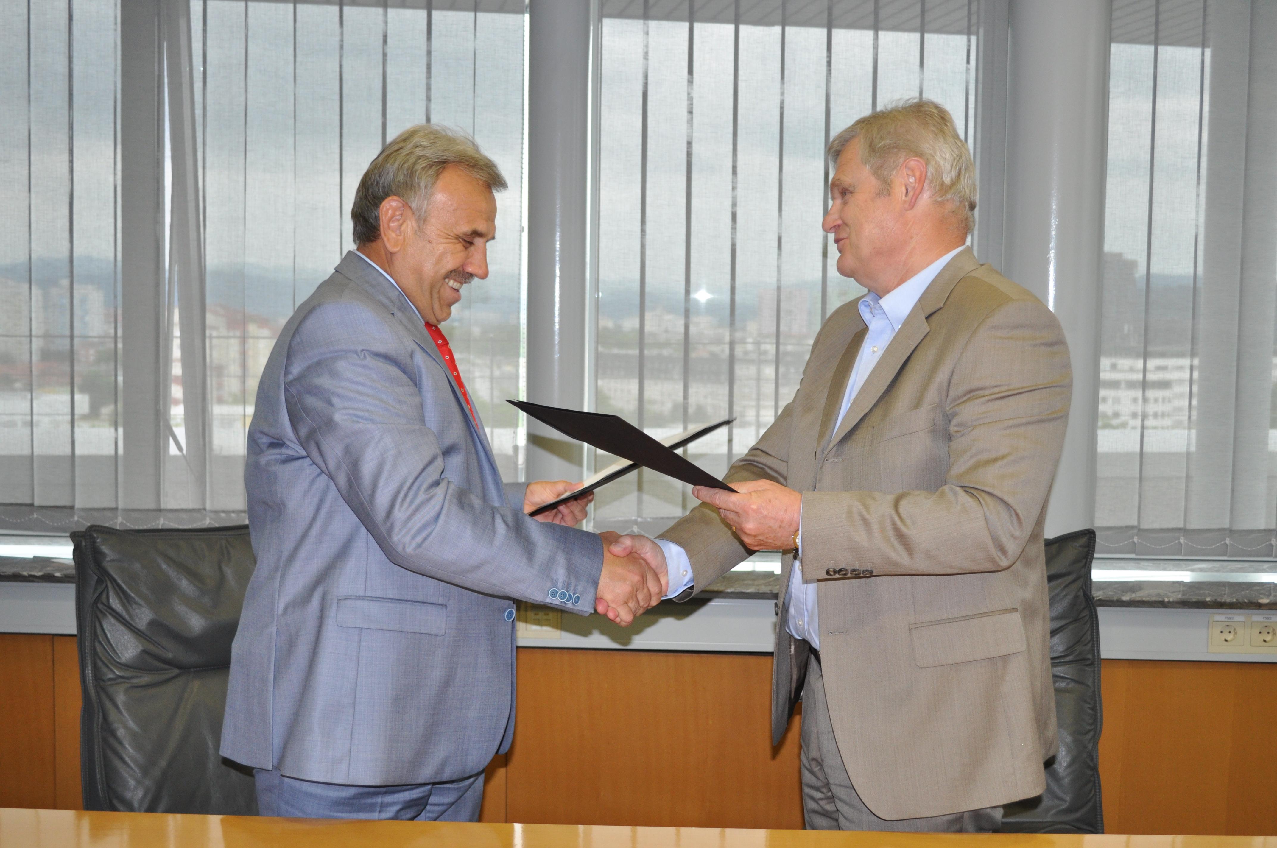CNI a semnat primul Memorandum internațional
