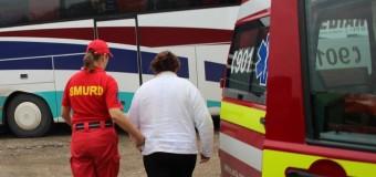 17 persoane implicate în accidentul din Brăila au fost aduse acasă (FOTO / VIDEO)