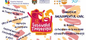 Primul Festival al Tinerilor din Republica Moldova