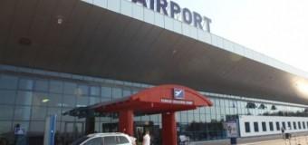 Jaf la Aeroportul Internațional Chișinău. Oamenii legii au identificat un suspect