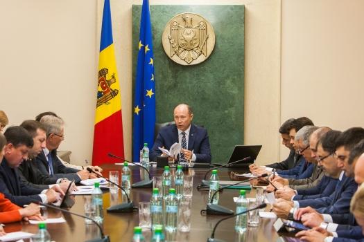 Prim-ministrul a convocat astăzi ședința Comitetului Național de Stabilitate Financiară