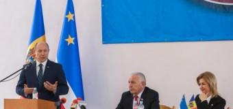 """Valeriu Streleț, în prima sa vizită la Comrat: """"Am venit aici ca un prieten"""""""
