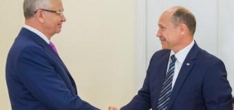 Detalii de la întrevederea Prim-ministrului Valeriu Sreleţ cu Ambasadorul Federaţiei Ruse în RM