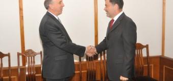 James D. Pettit: R. Moldova poate conta pe sprijinul SUA în reformarea sectorului de securitate şi apărare