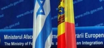 Dialogul politic moldo-israelian va fi consolidat