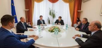 Avigdor Liberman a reiterat deschiderea Statului Israel de a colabora cu R. Moldova