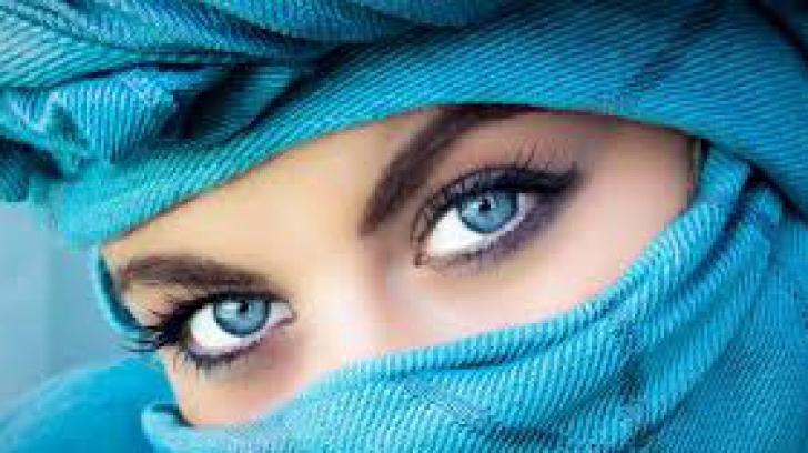 Secretele persoanelor cu ochi albaştri, de care nici ele nu sunt conştiente