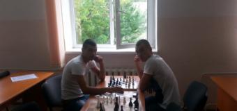 Competiție la șah și dame între angajații sistemului penitenciar