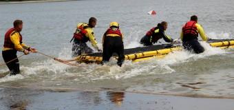 Trei persoane au fost salvate de la înec în ultimele 24 de ore