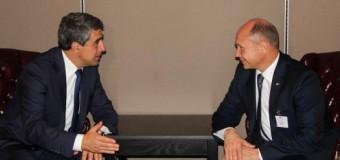 """Președintele Bulgariei, către Streleţ: """"Aveți șansa să faceți istorie"""""""
