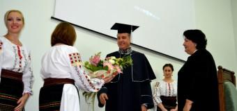 Principele Radu al României – Doctor Honoris Causa al Universităţii AȘM
