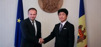 Oficial: Japonia va continua să sprijine eforturile de integrare europeană a Republicii Moldova