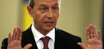Traian Băsescu: Înțeleg că, obiectivul Unirii nu este un obiectiv pentru mâine