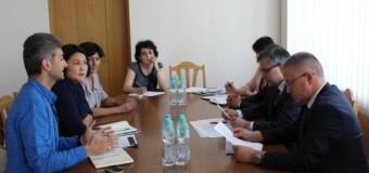 Mircea Buga a avut o întrevedere cu Ulzii Jamsran, coordonator UN Women. Iată ce s-a discutat!