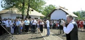 """Casa-Muzeu """"Grigore Vieru"""" a fost inaugurată"""