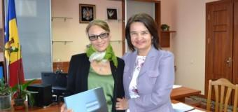 Ministrul Culturii a avut-o în calitate de oaspete pe cunoscuta actriță Svetlana Toma