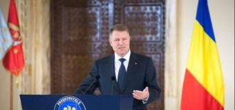 REACȚIA lui Klaus Iohannis după căderea guvernului Moldovei