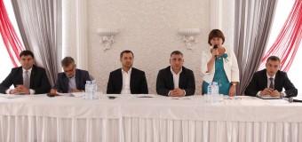 PLDM a ales președintele Asociației Aleșilor Locali din Ialoveni