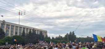 Revendicările protestatarilor din PMAN