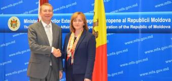 Declaraţie: Letonia va oferi tot sprijinul de care Republica Moldova are nevoie pentru implementarea reformelor