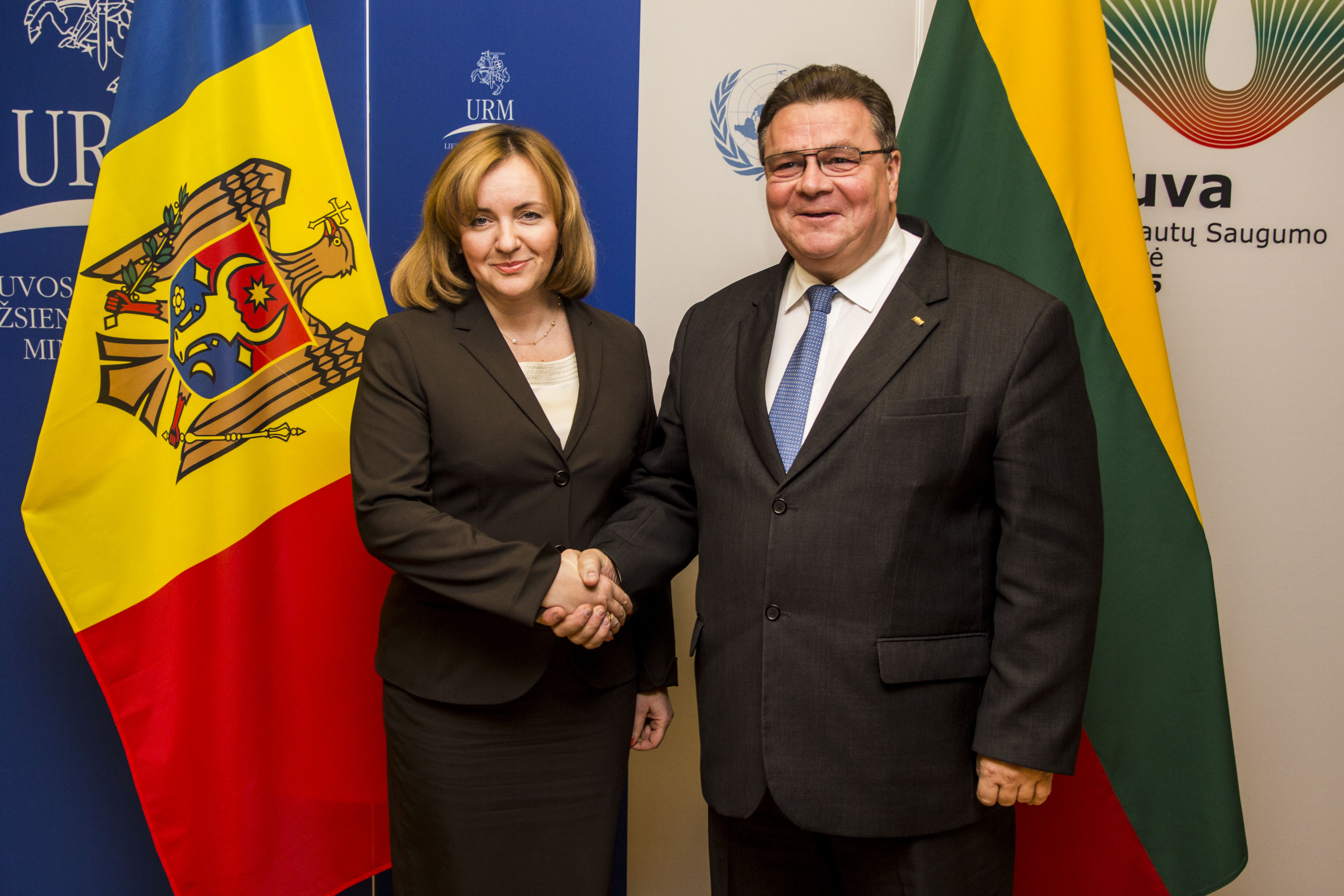 Cea de-a 6-a reuniune a comisiei moldo-lituaniene în domeniul integrării europene, la Vilnius