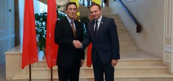 China își propune să aloce de miliarde de euro pentru investiții în RM