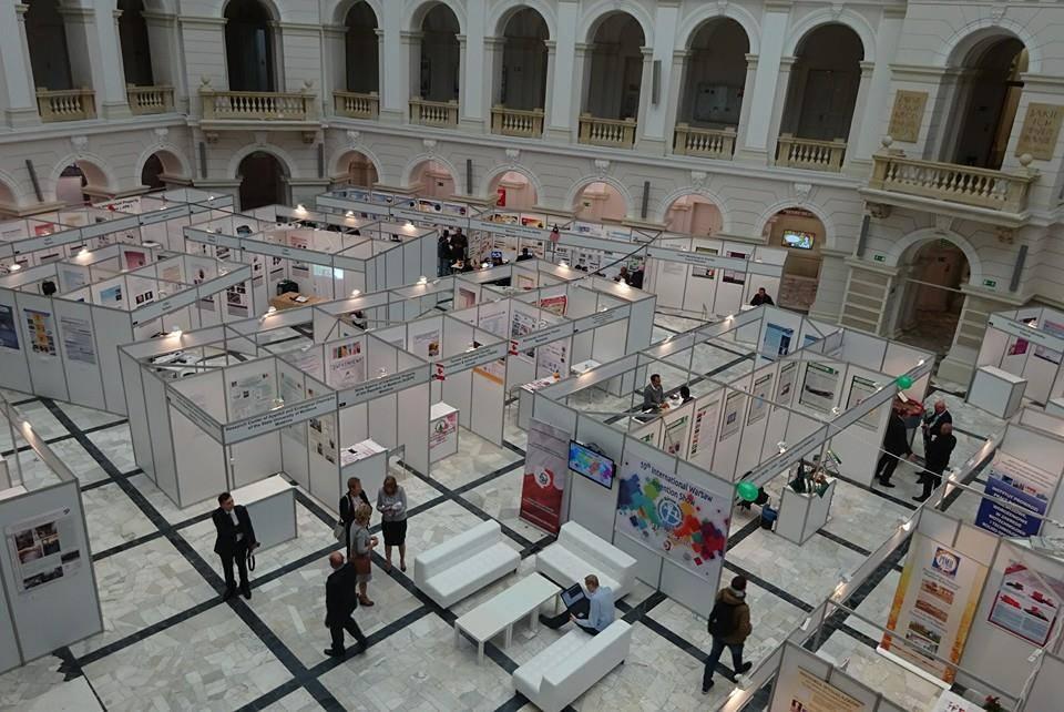 AGEPI, la unul dintre cele mai mari saloane din Europa în domeniul inovării și inventicii