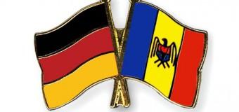 Germania a reiterat disponibilitatea de a susține R.Moldova pe calea reformelor