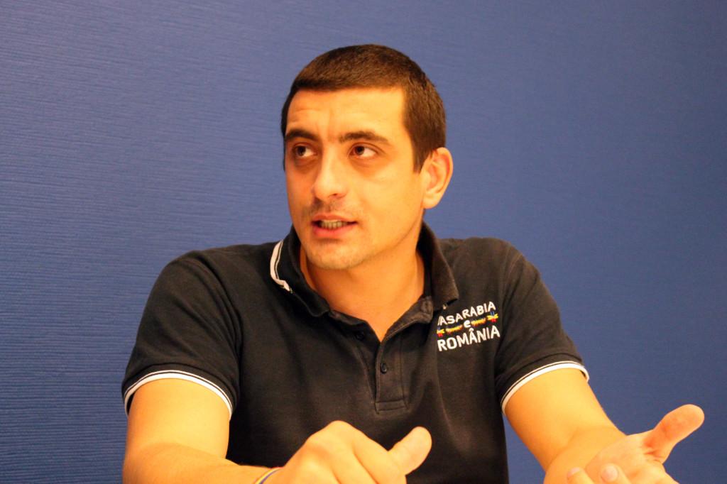 George Simion – candidat la alegerile europarlamentare