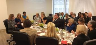 Gherman a vorbit despre acţiunile RM în asigurarea egalităţii de gen şi abilitarea femeilor