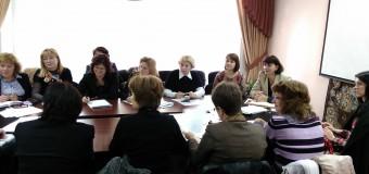 Prima ședință a Consiliului Bibliotecilor din învățămîntul general, profesional și superior