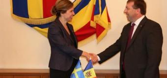 Suedia: Moldova este unul dintre cei mai exemplari parteneri de cooperare