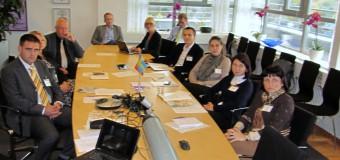 Vizita de studiu a specialiștilor moldoveni în domeniul securității radiologice la Stockholm