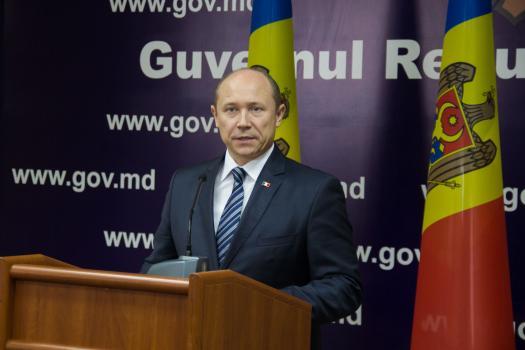 Valeriu Streleț: Anunțul îl voi face, personal, înaintea ședinței Parlamentului