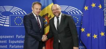 Președintele Parlamentului European: Republica Moldova are nevoie de un Guvern stabil