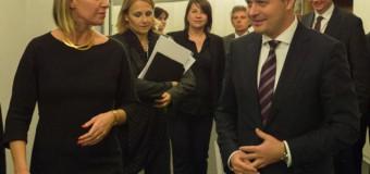 Federica Mogherini: Așteptăm deblocarea situației de către clasa politică de la Chișinău