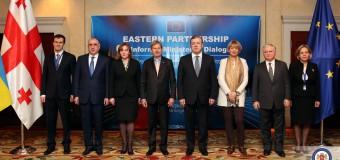Natalia Gherman a participat la reuniunea informală a miniştrilor de Externe din cadrul Parteneriatul Estic