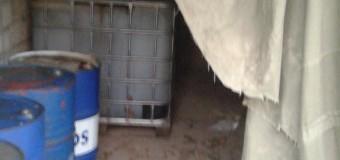 Comercializau ilegal motorină la domiciliu! Suspecții riscă pînă la 3 mii de lei amendă
