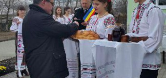 """Centrul de zi pentru persoane vârstnice """"Dumitru Musteaţă"""" din satul Mihăileni, inaugurat"""