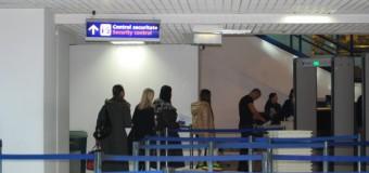 Măsuri sporite de securitate pe Aeroportul Internațional Chișinău