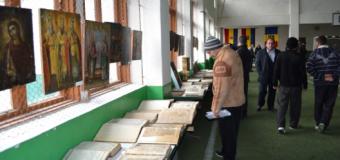 Colecţie de drapele din istoria Moldovei – expusă la Penitenciarul nr.9 (foto)