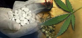 Sute de kg de droguri au fost ridicate de poliție în primele 9 luni ale acestui an
