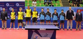 Moldoveanul Cristian Chiriţa, campion mondial la tenis de masă