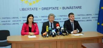 Partidul Liberal invită PLDM la negocieri
