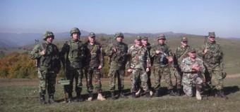 Militarii Armatei Naţionale, la datorie în misiunea din Kosovo //FOTO