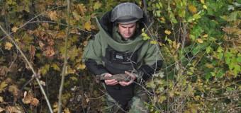 De la începutul anului, geniştii Armatei Naţionale au lichidat 441 de obiecte explozive