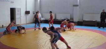 """Ministerul Tineretului şi Sportului a organizat """"Master-Class"""" la lupte greco-romane"""