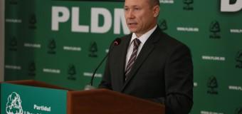 Oferta PLDM pentru a participa la învestirea unui noi Guvern