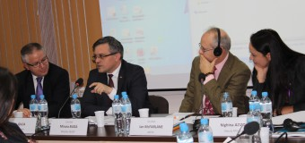 Consiliului Sectorial privind asistența externă în domeniul protecției sociale, la ședință de totalizare