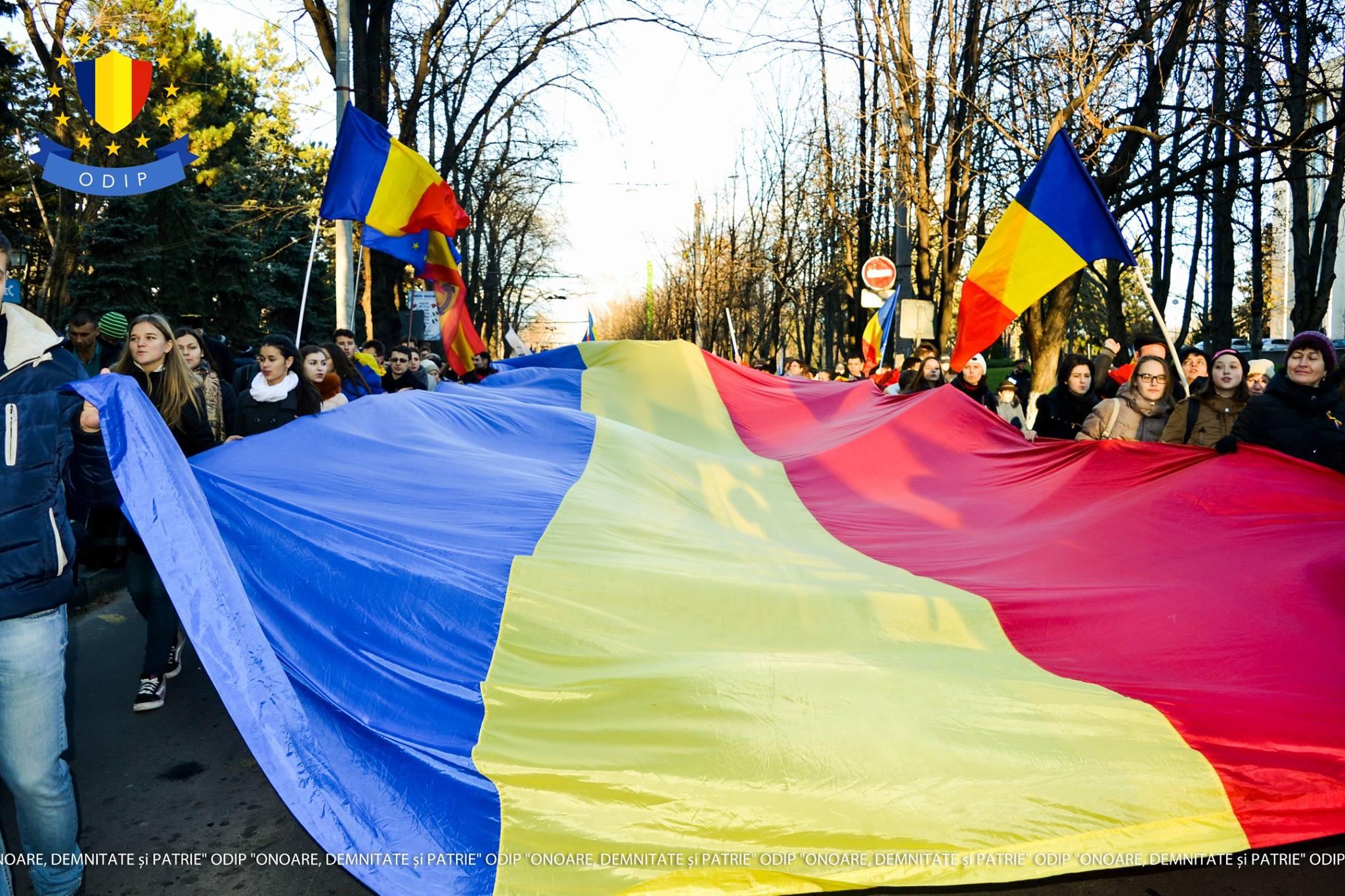 Unioniștii, la Parlament: Limba română – unica stăpână!